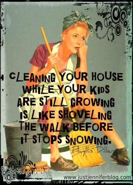 Spring Cleaning Quotes Funny House