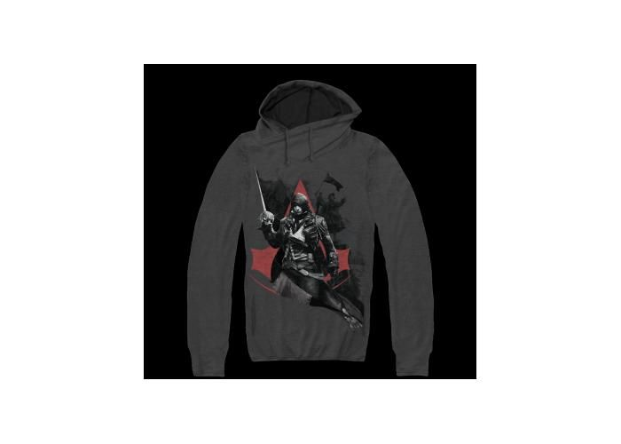 Arno Dorian Pullover Hombre -  #Arno #AssassinsCreed #MascaraDeLatex