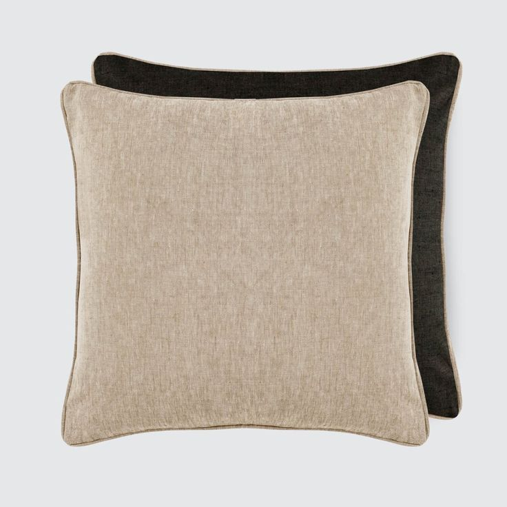 The Citizenry | Conway Pillow - Sand Linen – The Citizenry