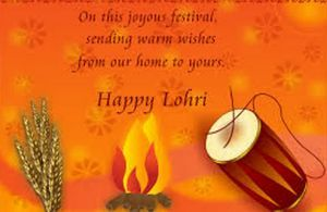Happy Lohri Whatsapp SMS Videos Wishes Messages