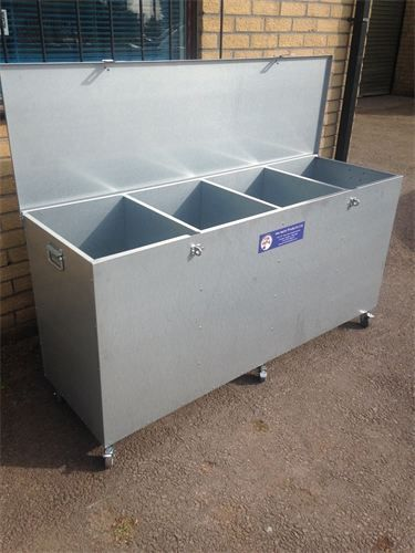 Ani-Mate Products Ltd - Feed Bins