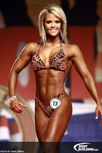 Which Body Do You Want? The Figure Nicole's Or The Bikini Nicole's? | Fitness | Fitness diet ...