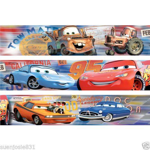 Edible Cake Images Disney Cars : Disney Cars Edible Image Cake Strip eBay Cake Design ...