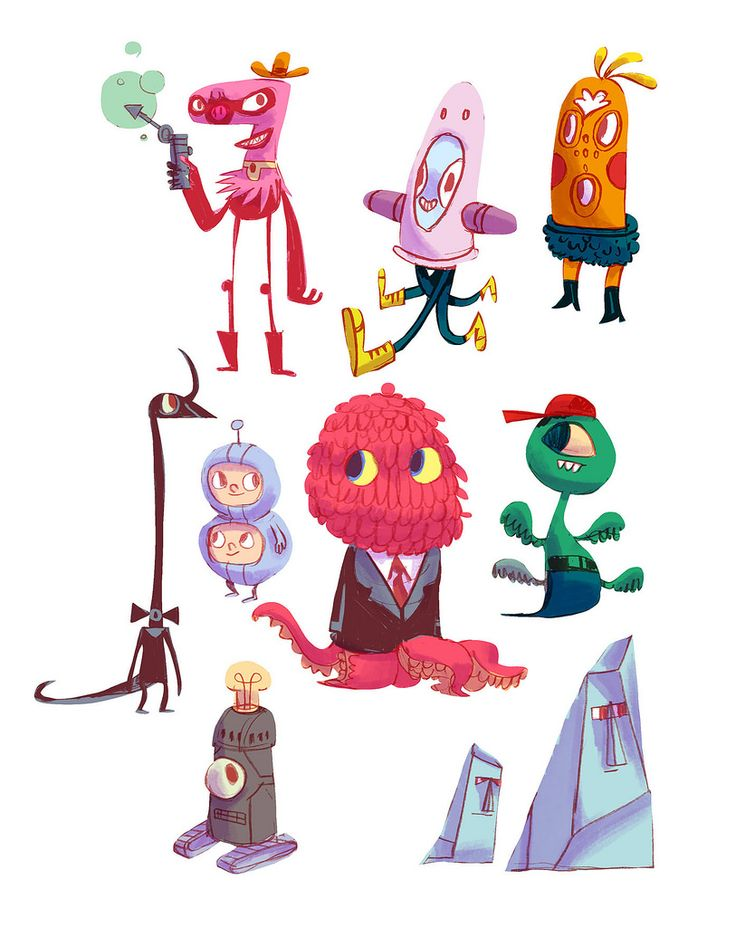 Best Character Design Books : Best images about flock it baby on pinterest deer