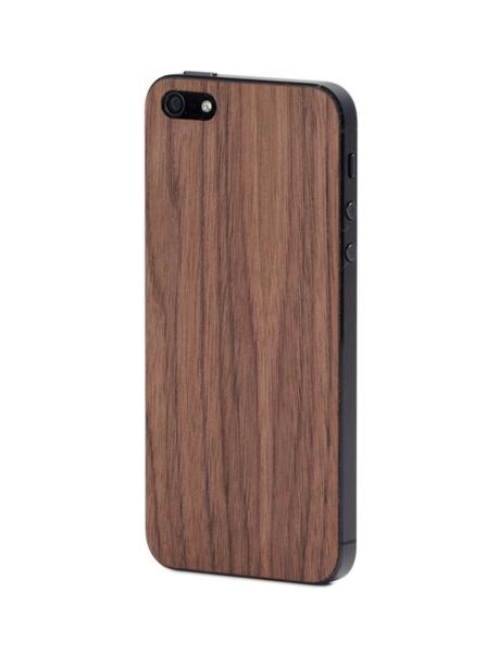 Lazerwood - Walnut iPhone 5 Cover | VAULT