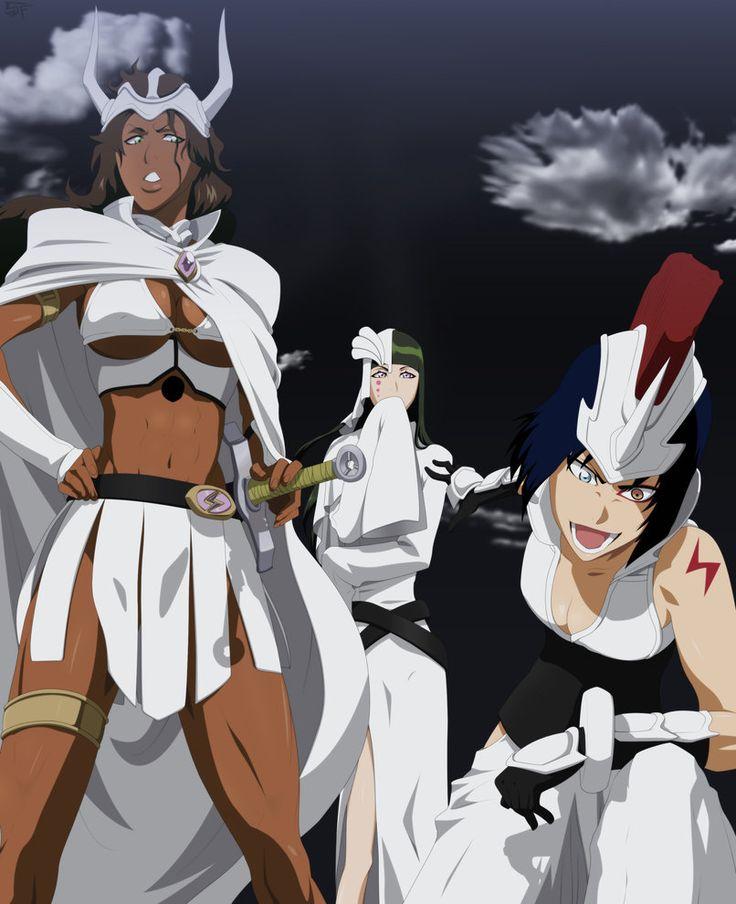 Bankai unohana kuzushi bleach hentai free hentai