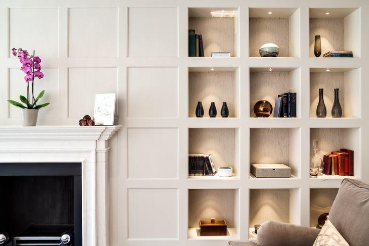 Luxury Chelsea Home   Tessuto Interiors