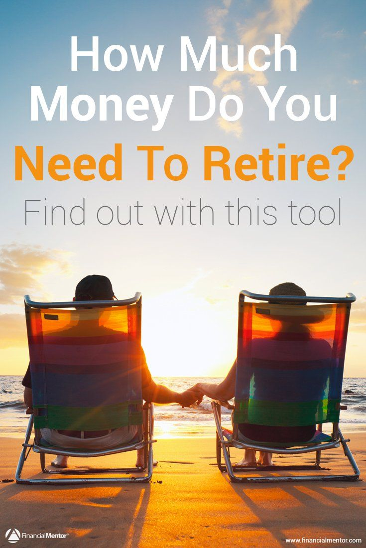 Do you know how much money you need to retire? A lot of people don't, but it's important to have a number associated with your goal to retire. Use this retirement calculator to get clearer on your goals.