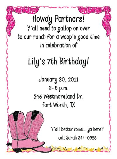 38 best Invitations for Girls images on Pinterest Adele, Amy and - fresh invitation birthday simple