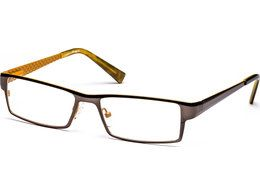 Lennox eyewear Royse 5416 grau/braun - Herrenbrillen