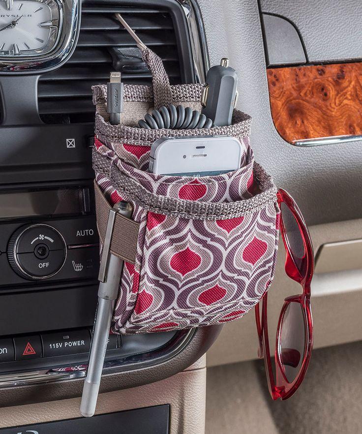 Sahara DriverPockets™ Air Vent Phone Holder & Charging Port