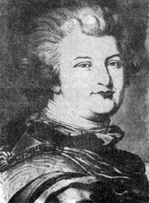 Князь Г. А. Потемкин-Таврический, создатель Черноморского флота в эпоху Екатерины Великой.