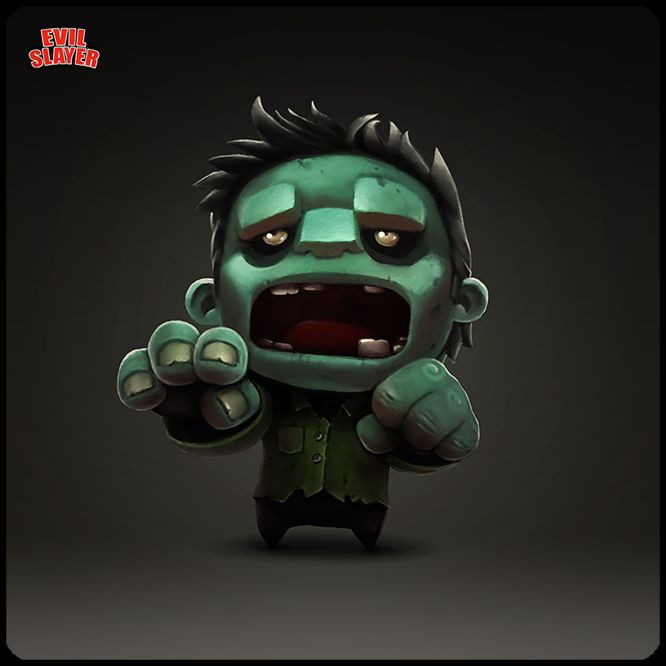 Zombie by Sephiroth-Art on deviantART via PinCG.com