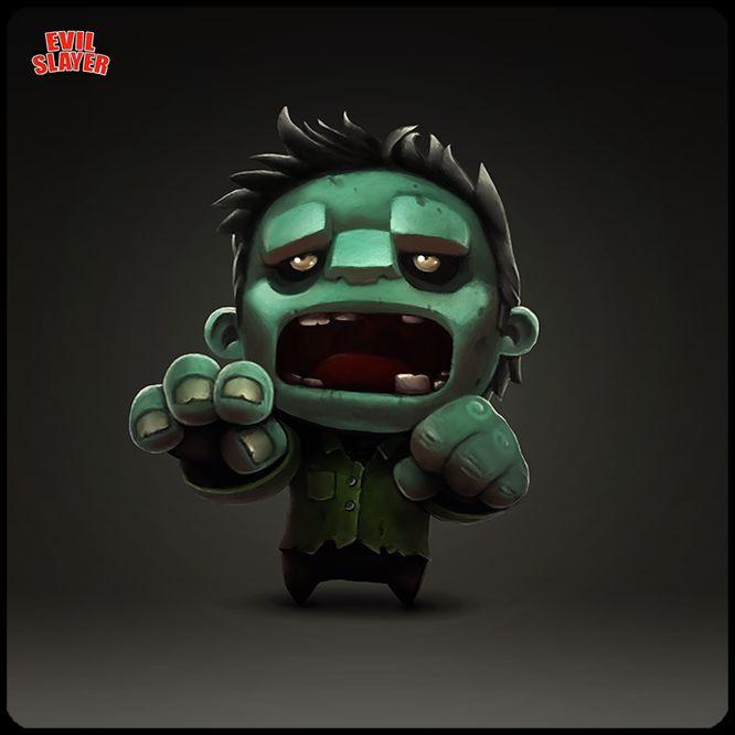 Zombie by Sephiroth-Art on deviantART via PinCG.com