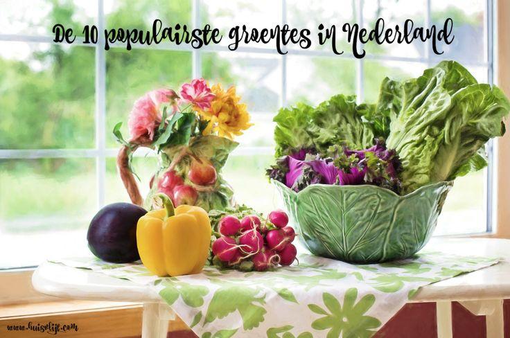 groente top 10 nederland