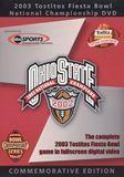 Ohio State Buckeyes: 2003 Tostitos Fiesta Bowl National Championship [DVD] [2003], 09446687