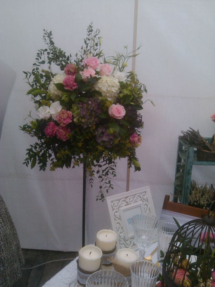 Feria l v qu bonito justo algo as para decorar el for Arboles florales para jardin