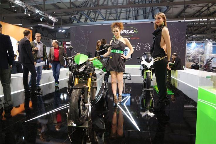 Salão de Milão: Energica EVA, a streetfighter eléctrica 100% italiana