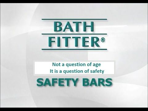Bath Fitter Safety Bars