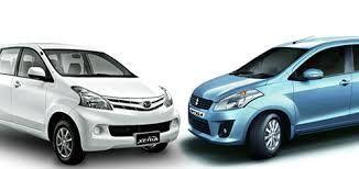Swa mobil xenia di Bali
