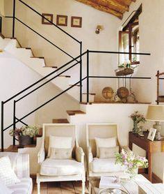 Wrought Iron Stair Railings