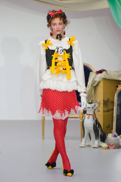 Meadham Kirchhoff Spring 2013 Ready-to-Wear Collection