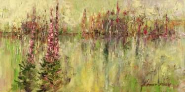 "Saatchi Art Artist Margaret Raven; Painting, ""74"" #art"