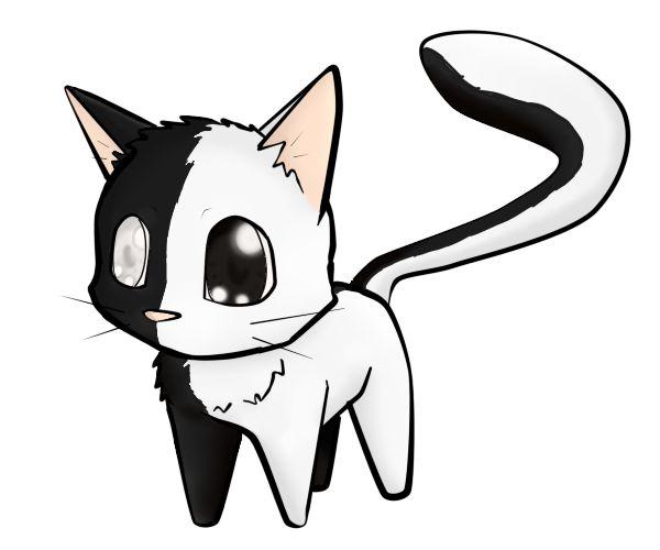 Anime Animals Chibi My Charakter Spirit By Spiritofhearts