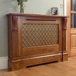 : Classic Wooden Radiators Cover Homebase