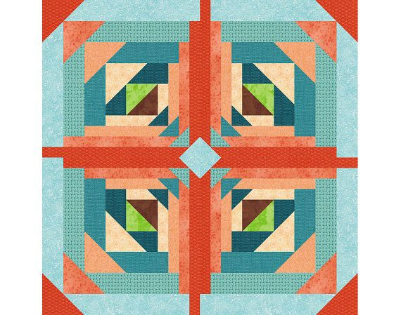 476 best paper piecing images on Pinterest Quilt blocks