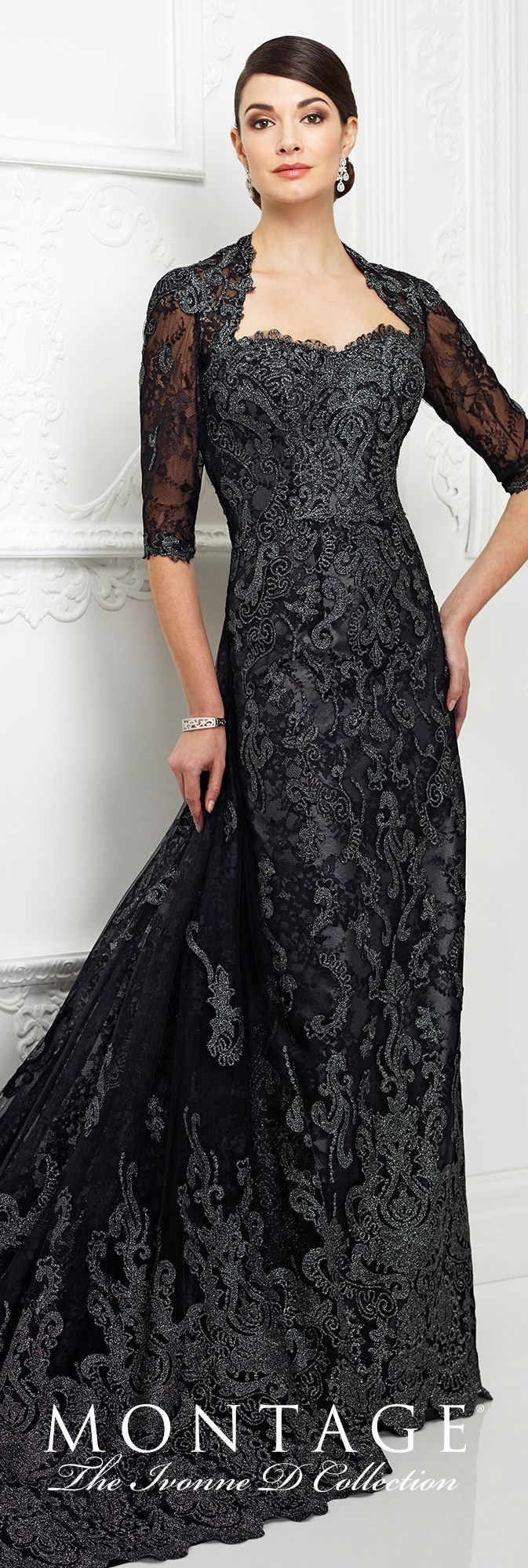 Best 25+ Evening dresses with sleeves ideas on Pinterest | Prom ...