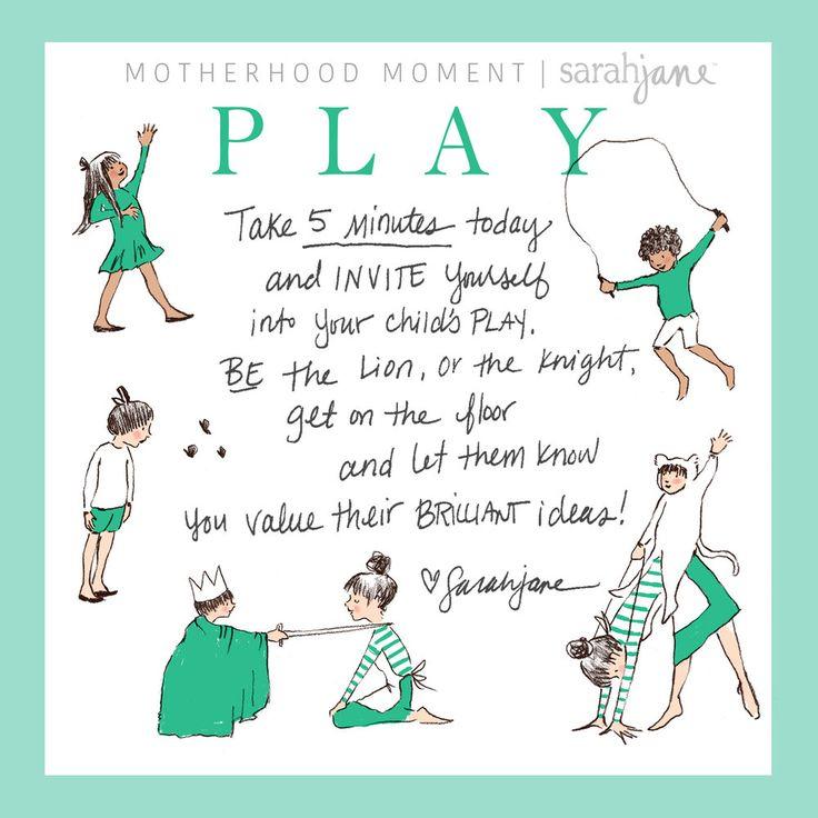 Motherhood Moment by Sarah Jane