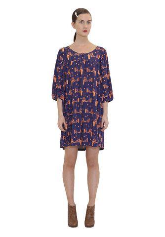 Ninni dress. Shop: http://shop.ivanahelsinki.com/collections/moomin-by-ivana-helsinki/products/ninni-1