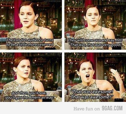Reasons why Emma Watson is an amazing human being