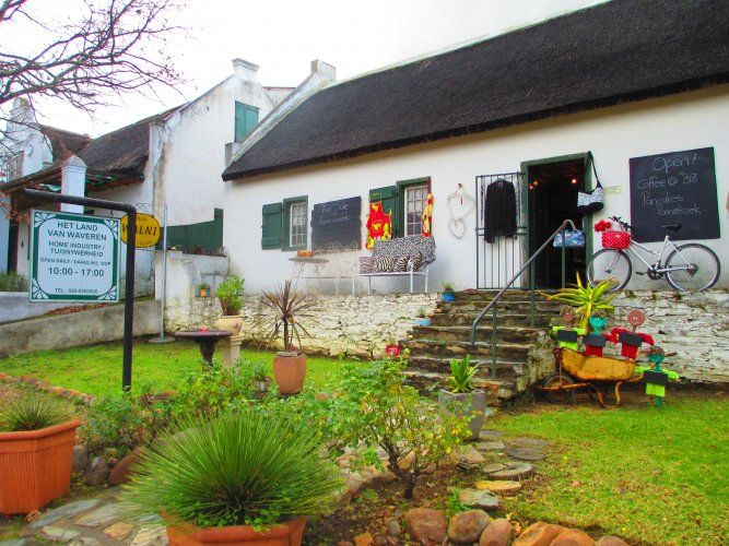 Het Land Van Waveren is a quirky curio shop and restaurant found along Church Street in Tulbagh, just an hour and a half's drive from Cape Town. Visitors are easily drawn into the shop by the eclectic...