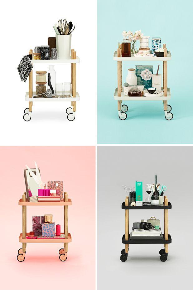 Design crave normann copenhagen block table designtrolls - Normann copenhagen block table ...