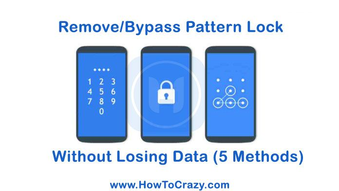 How To Unlock Pattern Lock Without Losing Data On Android Phone 5