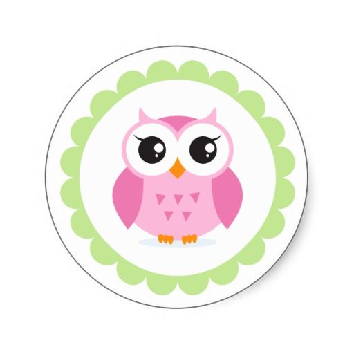 Pink Cartoon Owl Clip Art | owl cartoon owl, pictures acer... , one piece zoro swords , funny owl ...