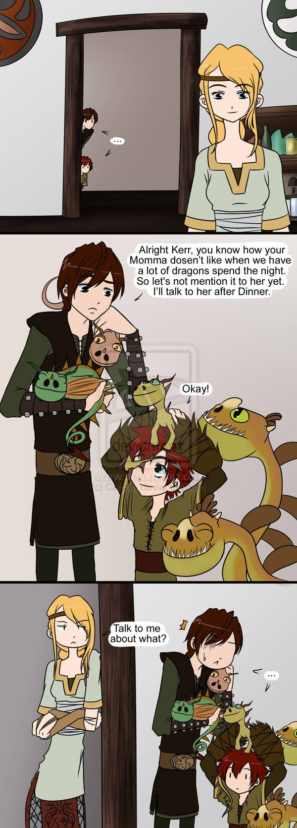 458 best how to train your dragon images by sue ellen on pinterest dragon sleepovers 1 of 3 by cafcowiantart on deviantart ccuart Choice Image