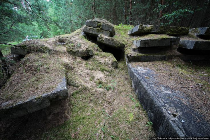 Bunker, Biesenthal, Germany