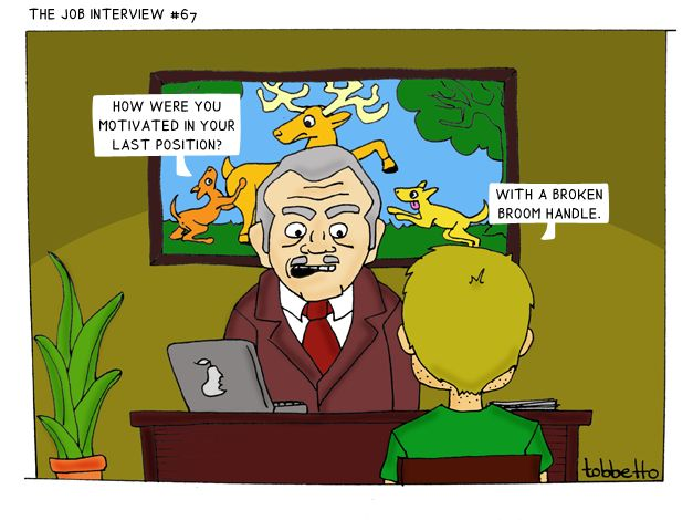 The Job Interview #67