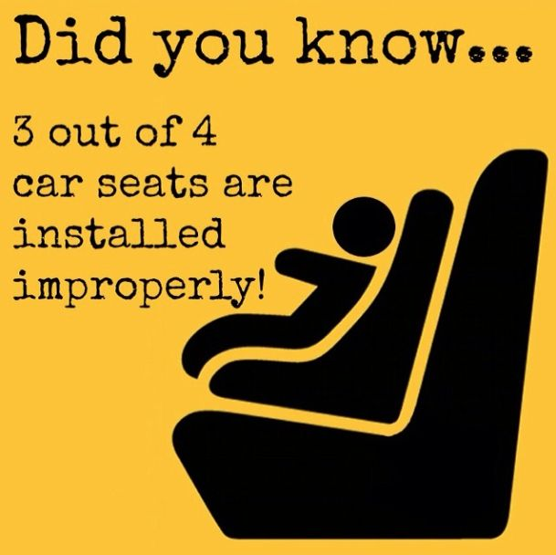 Mistakes You Might Be Makings With Car Seats - I will admit, I didn't always buckle my kids properly. I didn't always follow the rules and it's quite likely that I wasn't even aware of all the rules. I do now and that's why I like to pass along all the information because sadly, car seat safety is just not widely known or talked about.