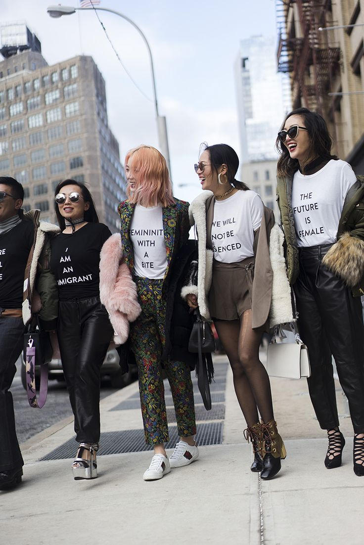 10 Feminist T-Shirt You'll Want To Add To Your Wardrobe | The Closet Heroes