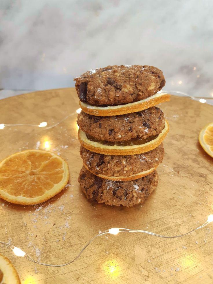 Gesunde Schoko Kekse – Schnelles Fitness Rezept zum Abnehmen