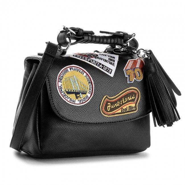 Kabelka STEVE MADDEN - Btravelr Shoulderbag 93000085-07004-01001  Black
