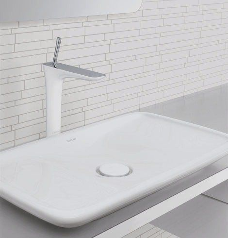 low profile sink 27.5