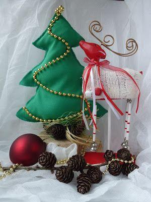Przepis na kartkę świąteczną inaczej... #DIY #TUTORIAL #HANDMADE #KARTKA #BOŻENARODZENIE
