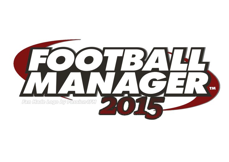 Football Manager 2015 fan made logo created by http://www.mypassion4footballmanager.com
