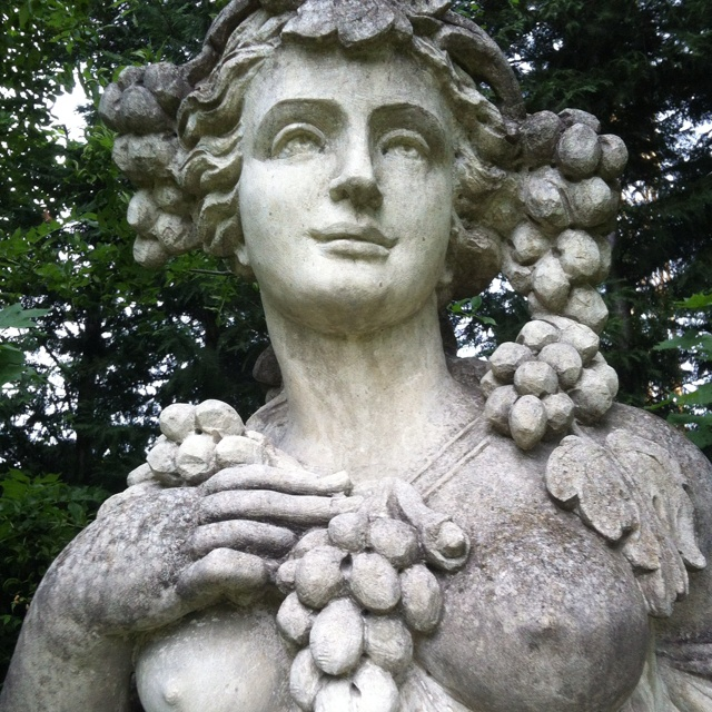 Female Bacchus! Yes indeed!
