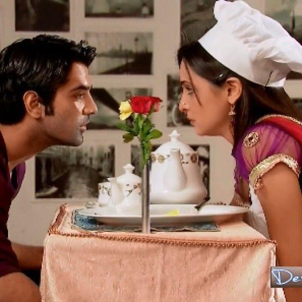 Chef Khushi!!! So cute